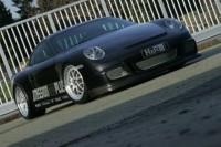 Porsche 997 Mission 400 Plus by H&R : 1 054 ch à la recherche des 400 km/h !!!