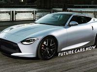 Future Nissan 400Z : comme ça ?