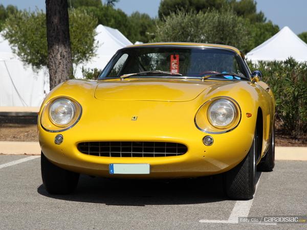 Photos du jour : Ferrari 275 GTB (10000 tours du Castellet)