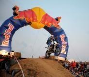 Red Bull, partenaire du championnat du monde d'enduro