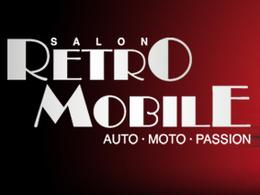 Rétromobile 2012 - Caradisiac de nouveau partenaire