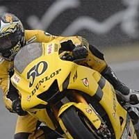 Moto GP: Italie D.1: Dunlop est passé en 16 pouces avant.