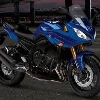 Nouveauté - Yamaha: Avec la FZ8 le meilleur est à l'intérieur