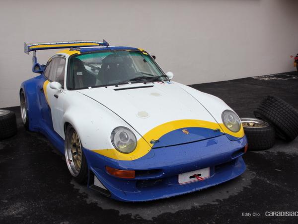 Photos du jour : Porsche 911 (10000 tours du Castellet)