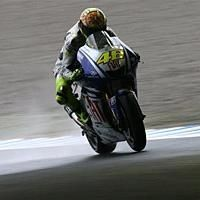 Moto GP - Espagne: Valentino Rossi veut passer la vitesse supérieure
