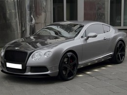 Bentley Continental GT Anderson Germany, du carbone et 671 chevaux