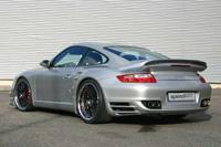 Speedart TTR 600: encore une Porsche 911 Turbo...