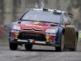 Sébastien Loeb remporte le Wales Rally GB