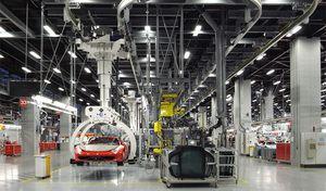 Ferrari empêche ses employés d'acheter une des autos du catalogue