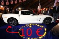 Gagnez une Corvette pour ... 10 euros !