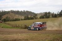 WRC-Australie: Loeb laisse passer Hirvonen... pour mieux le dépasser demain ?