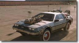 """""""Retour vers le futur"""" pour Michael J. Fox et sa Delorean ?"""
