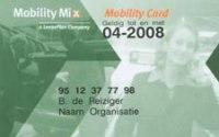 Pays-Bas/LeasePlan Corporation : le service Mobility Mixx a la cote