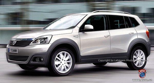 Futur Dacia Kanjara : comme ça ?