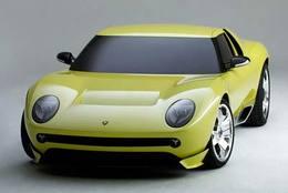 Lamborghini ressuscite sa Miura et la présente à Beverly Hills, la ville des stars