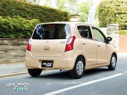 Une version ultra sobre de la Suzuki Alto pour le Japon