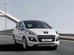 """La Peugeot 3008 Hybrid4 élue """"voiture la plus verte de Suisse"""""""
