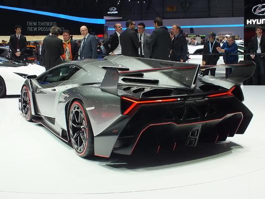 [vidéo] Ecoutez donc une Lamborghini Veneno, ça ne se reproduira pas de sitôt