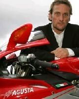 Superbike: MV Agusta: Fogarty part à la chasse.