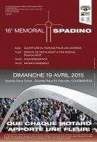 Calendrier FFMC : le mémorial Spadino