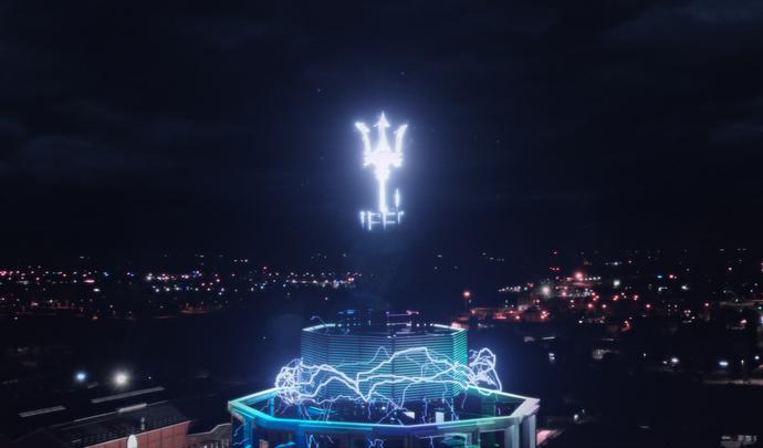 Maserati annonce la Ghibli hybride