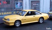 Miniature : 1/43ème - OPEL Manta GT/E