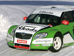 Trophée Andros 2010-2011: Skoda avec Panis et Lagorce, Belmondo et Demoustier