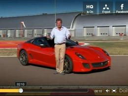 Jeremy Clarkson déteste la Ferrari 599 GTO (et explique pourquoi en images)