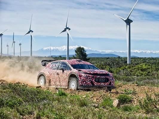 Surprise : la nouvelle Citroën C3 se montre en tenue de sport