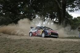 WRC Australie Jour 3 : Sordo, Loeb et Hirvonen en 1 dixième !