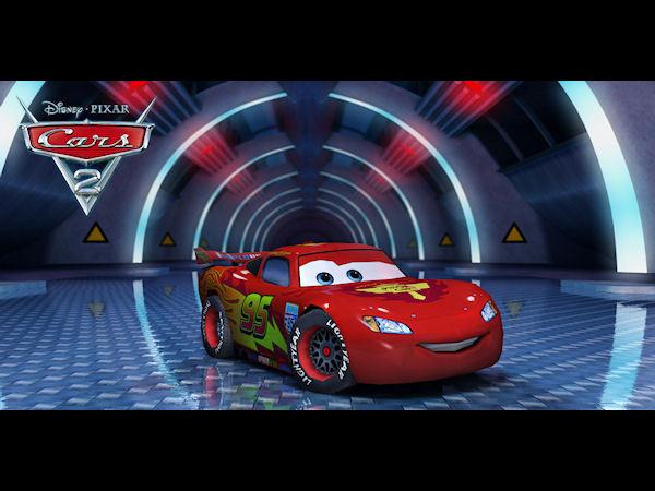 Cars 2 sur PSP : le test