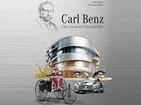 La vie et l'oeuvre de Carl Benz, pionnier de l'automobile, en bande dessinée