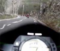Vidéo moto : SDS de compèt'