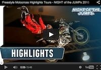 "Tours, ""Night of the Jumps"" : Rinaldo a été le plus fort (vidéo)"