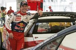 WRC Australie Jour 4 : Loeb renoue avec la victoire