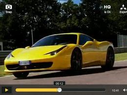 """Jeremy Clarkson : """"la 458 Italia est la plus belle Ferrari des 30 dernières années"""""""