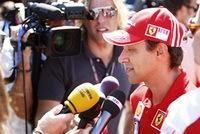 "F1-Badoer: ""La presse a eu ma peau."""