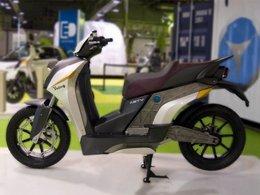 Des scooters électriques Veteg lancés en 2011