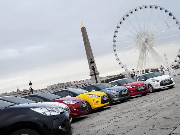 """(Minuit chicanes) Citroën un """"faux cabriolet"""" DS3"""