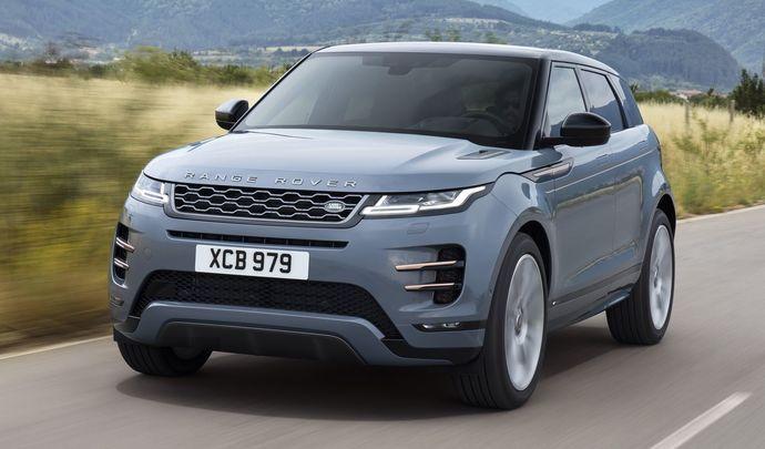 Présentation vidéo - Nouveau Range Rover Evoque: baby Velar (avec prix)