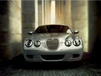 Jaguar S-Type : the last one !