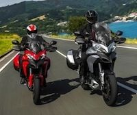 Ducati prolonge ses offres sur la Multistrada jusqu'à fin juin !