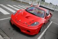 Photos du jour : Ferrari 430 GT3