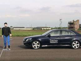 Tests EuroNCAP dresse le top 5 des voitures qui blessent le moins les piétons
