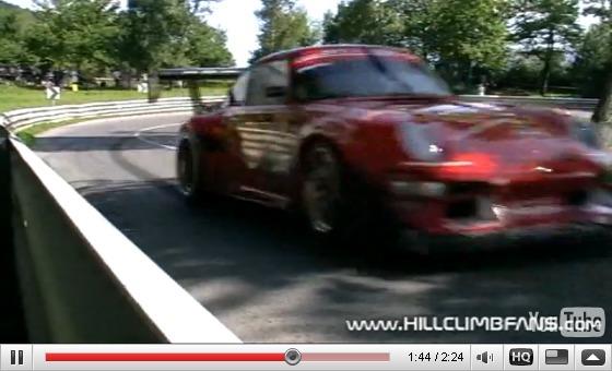 Réveil Auto : Une Porsche 911 GT2 de 820ch, un bon choix pour la course de côte ? [Vidéo]