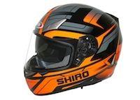 Shiro dévoile deux nouveaux casques intégraux