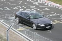 Aston Martin Rapide: toit panoramique confirmé