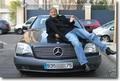 Dave vend sa Mercedes sur Internet