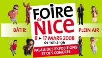 Foire Internationale de Nice 2008 : des véhicules électriques NEWTEON exposés