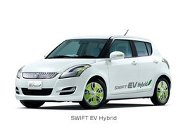 Salon de Tokyo : Suzuki Swift électrique